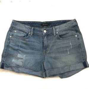 LEVEL 99 Denim Shorts